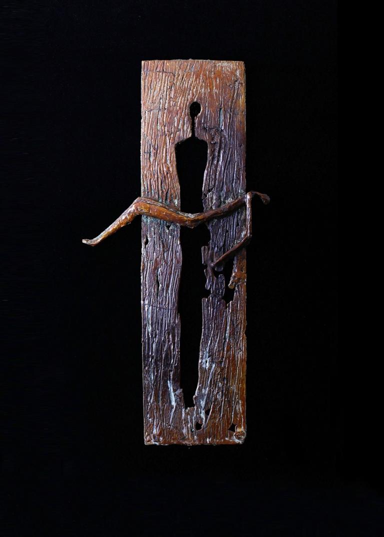 PIETA_45x12_Bronze